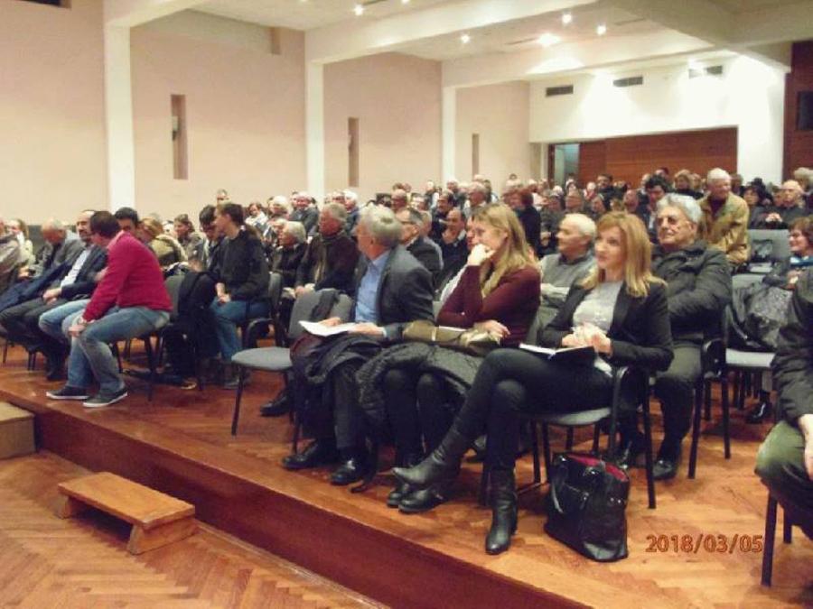 """U Splitu održana tribina """"Istina o Istanbulskoj konvenciji"""