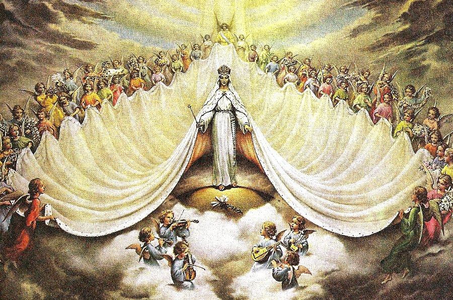 Molitva Gospi od Anđela   Laudato