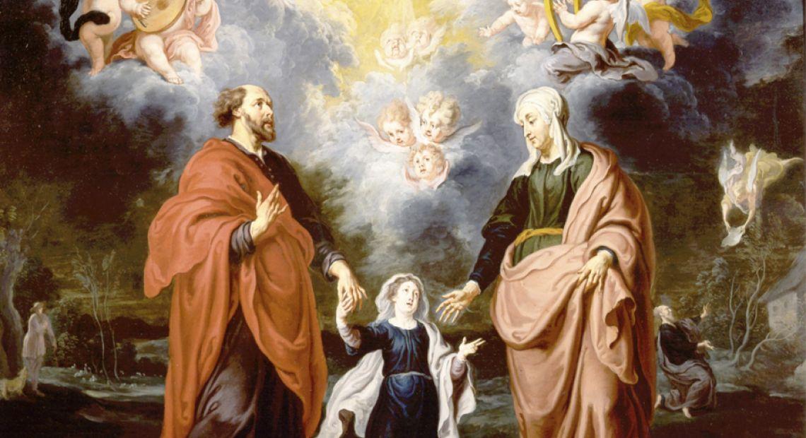 Sveti Joakim i Ana | Laudato
